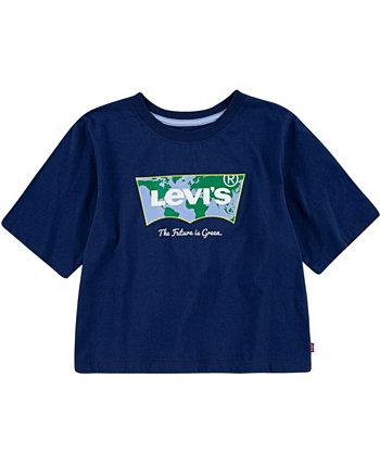 Укороченная футболка Levi's®