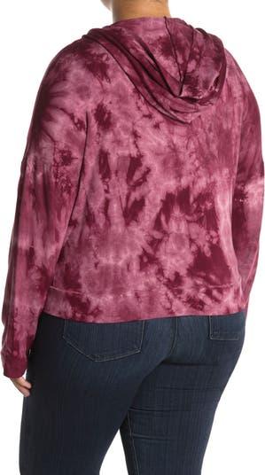 Tie Dye Zip Jacket Baea
