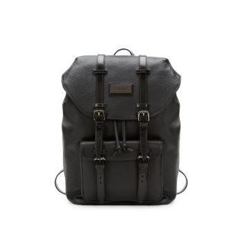 Кожаный рюкзак с логотипом Valentino By Mario Valentino