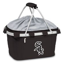 Picnic Time Chicago White Sox Insulated Picnic Basket Picnic Time