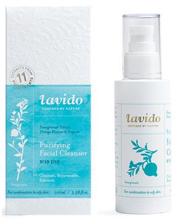 Очищающее средство для лица Lavido