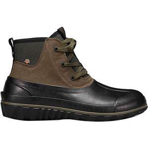 Классические повседневные кожаные ботинки с кружевом Bogs Bogs