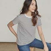 Women's Elizabeth and James Cool Graphic Tee Elizabeth and James