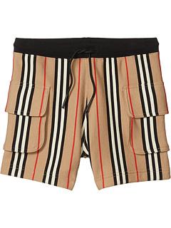 Nala Icon Shorts (Маленькие дети / Большие дети) Burberry Kids