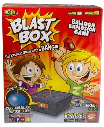 Доменная коробка Zing Toys