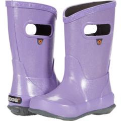 Блестящие сапоги от дождя (для малышей / маленьких детей / больших детей) Bogs Kids