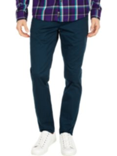 Классические брюки чинос из твила с эластичной резинкой Mott Scotch & Soda