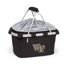 Wake Forest Demons Insulated Picnic Basket Unbranded