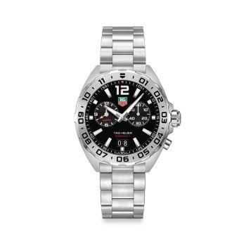 Кварцевые часы-браслет с хронографом из нержавеющей стали Formula 1 41 мм TAG Heuer