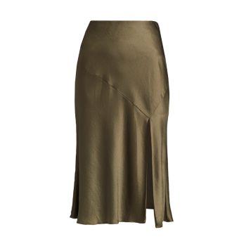 Nova Satin Skirt Bailey 44