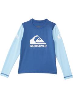 Нагревает с длинным рукавом (малыш / маленькие дети) Quiksilver Kids