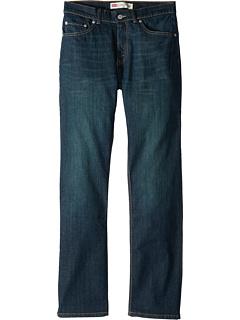 Джинсы 505 ™ Regular Fit - Slim (Big Kids) Levi's®