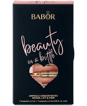7-шт. Набор ампул Beauty In A Bottle, ограниченный выпуск BABOR