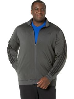 Трикотажная спортивная куртка с 3 полосками Big & Tall Essentials Adidas