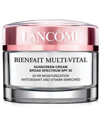 Bienfait Multi-Vital SPF 30-дневный крем-увлажняющий крем и солнцезащитный крем, 1,7 унции. Lancome