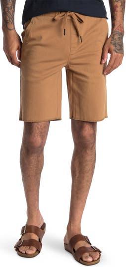 Тканые шорты-джоггеры HEDGE
