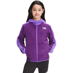 Флисовая куртка на молнии с капюшоном The North Face Glacier The North Face