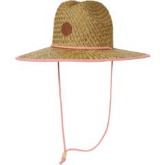 Соломенная шляпа Pina To My Colada от солнца (для маленьких и больших детей) Roxy Kids