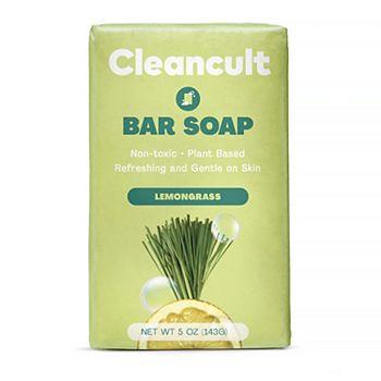 cleancult Bar Soap - Lemongrass Scent Cleancult
