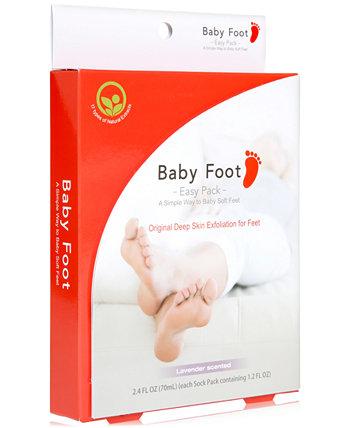 Пилинг для ног Deep Skin Exfoliation Foot Peel, 2,4 унции. Baby Foot