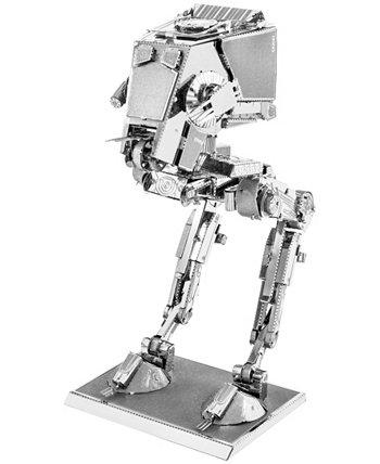 Metal Earth 3D Metal Model Kit - Звездные войны AT-ST Fascinations