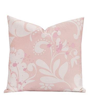 Дизайнерская декоративная подушка Eloise 16 дюймов Crayola