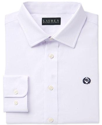 Однотонная классическая рубашка, для больших мальчиков Ralph Lauren