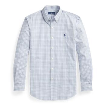 Рубашка из твила в клетку ig Ralph Lauren
