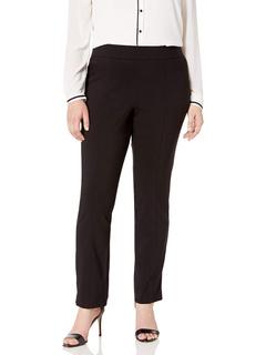 Твердые стрейч-брюки Supreme с отстегивающимся поясом больших размеров Rafaella