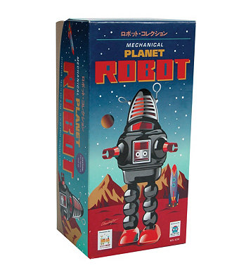 Робот Chrome Planet Schylling