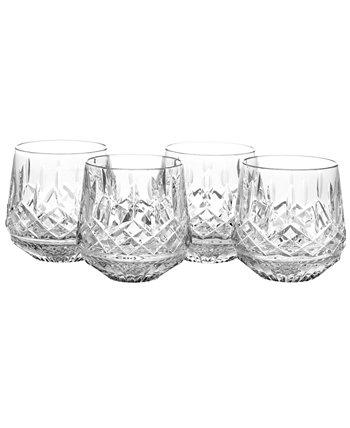 Посуда, очки Lismore Old Fashioned, набор из 4 шт. Waterford