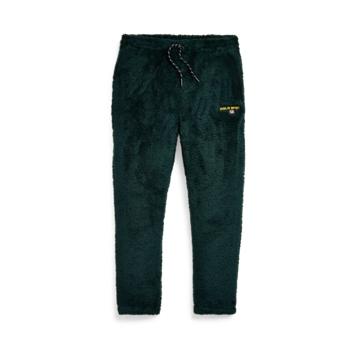 Флисовые брюки-джоггеры Polo Sport Ralph Lauren