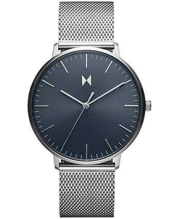 Мужские наручные часы Legacy с тонким браслетом из нержавеющей стали, 42 мм MVMT