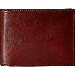 Коллекция старых кожаных изделий - бумажник Continental ID BOSCA
