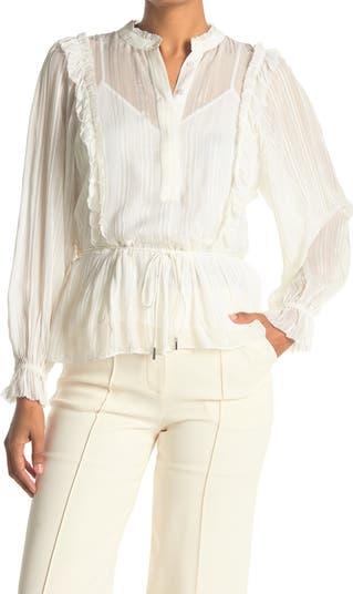 Блуза в полоску Alandra REISS