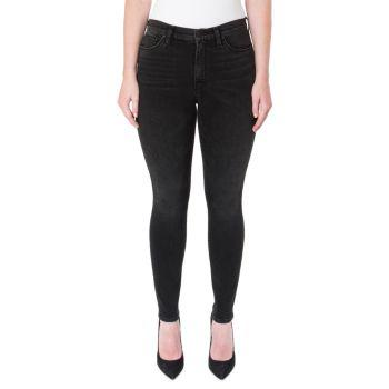 Natalie Mid-Rise Super Skinny Jeans Hudson
