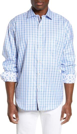 Классическая спортивная рубашка BUGATCHI