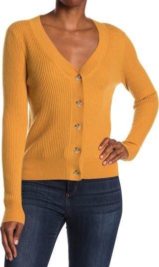 Кашемировый свитер Kai с V-образным вырезом FAHERTY BRAND