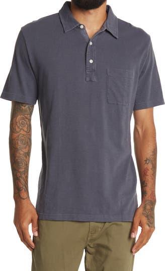 Рубашка-поло из органического хлопка Faherty Sunwashed FAHERTY BRAND
