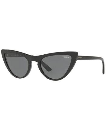 Очки солнцезащитные, коллекция VO5211S Gigi Hadid Vogue