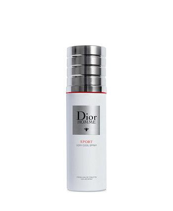 Спортивная туалетная вода-спрей, 6,7 унций. Dior
