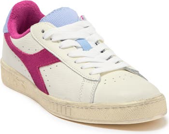 Game Low Lace-Up Sneaker Diadora