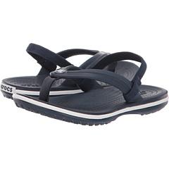 Ремешок Crocband Flip (для малышей / маленьких детей) Crocs Kids