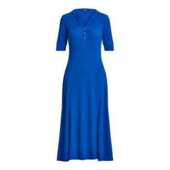 Cotton Henley Dress Ralph Lauren