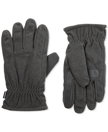 Мужские флисовые перчатки smartDRI smarTouch Isotoner Signature