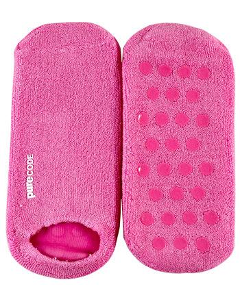 Увлажняющие гелевые носки PURECODE