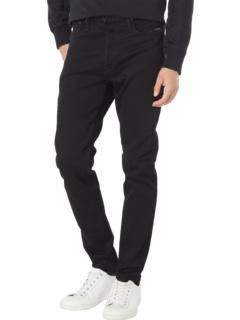 Зауженные зауженные джинсы Scutar 3-D в цвете Pitch Black G-Star