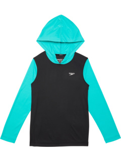 Рубашка для плавания с длинным рукавом с капюшоном (для маленьких / больших детей) Speedo Kids