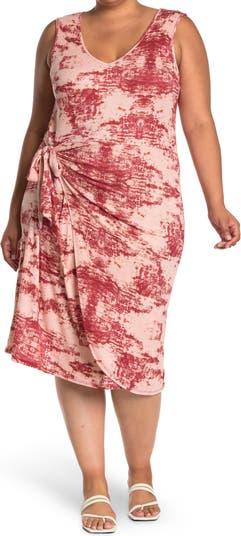 Платье с завязками на талии Forgotten Grace