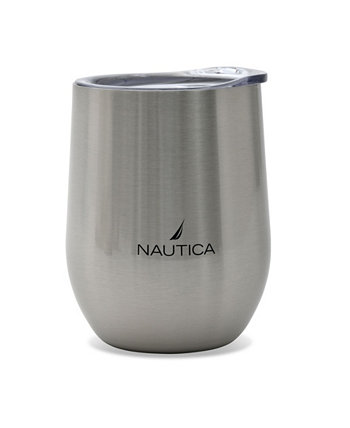Стакан для вина с двойными стенками, 12 унций Nautica
